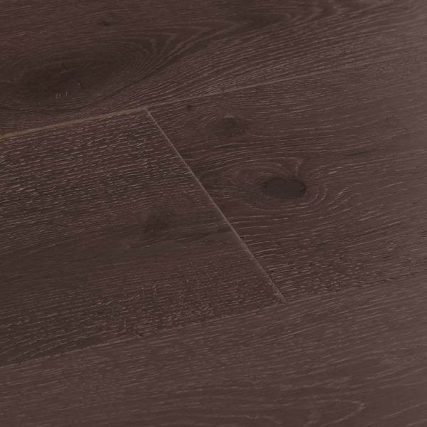 Woodpecker Salcombe Shadow Oak Engineered Wood Flooring - Swatch