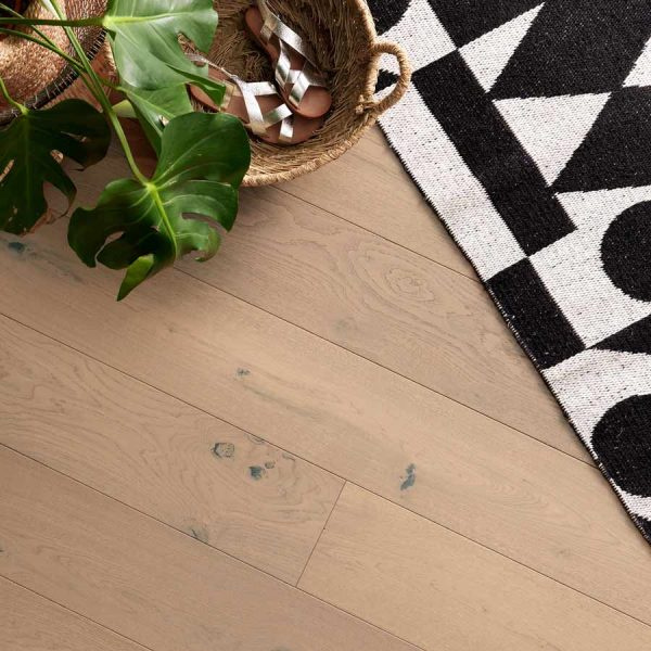 Woodpecker Salcombe Sunwashed Engineered Wood Flooring