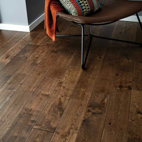 Woodpecker York Antique Oak - Solid Wood Flooring