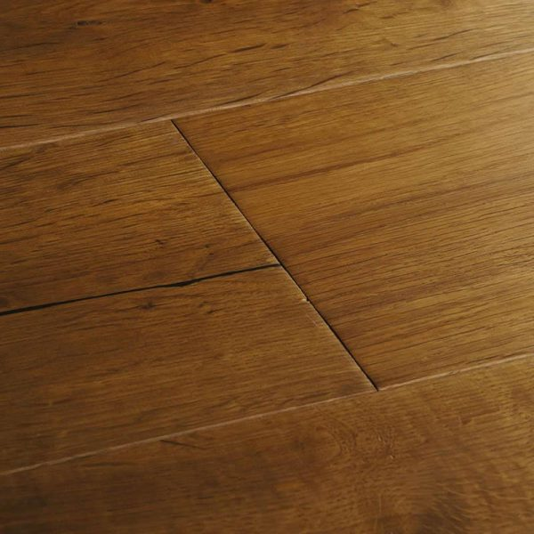 Woodpecker Berkeley Smoked Oak Engineered Wood Flooring - Swatch