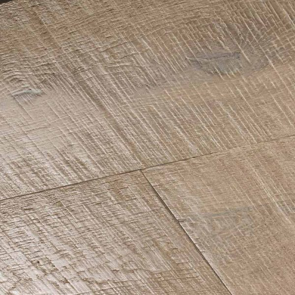 Woodpecker Chepstow Sawn Grey Oak Engineered Wood Flooring - Swatch