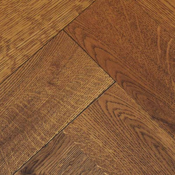 Woodpecker Goodrich Coffee Oak Engineered Wood Flooring - Swatch