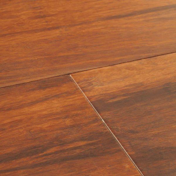 Woodpecker Oxwich Coffee Strand Bamboo Flooring - Swatch