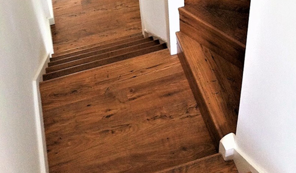 Peter Goss - Stanmore Wood Flooring Project