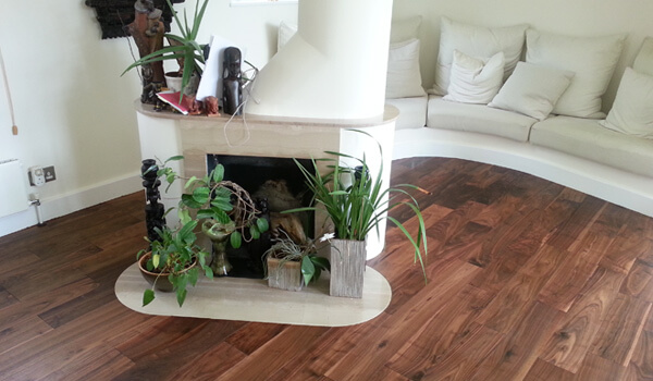 Westbourne Gardens - North London Wood Flooring Project