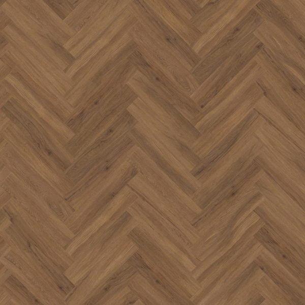 Kahrs Redwood Herringbone CHW 120 Click Vinyl Flooring - Swatch