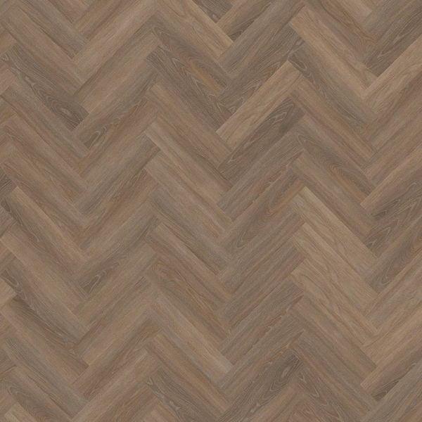 Kahrs Tiveden DBW 102 Herringbone Vinyl Flooring - Swatch