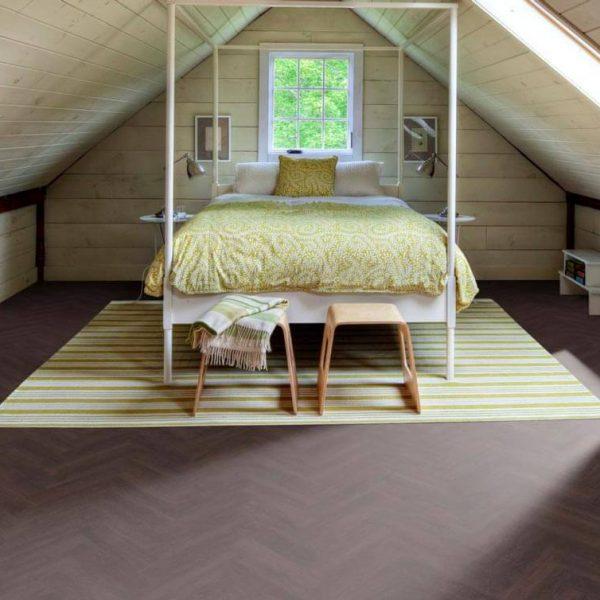 Kahrs Valdivian DBW 102 Herringbone Vinyl Flooring