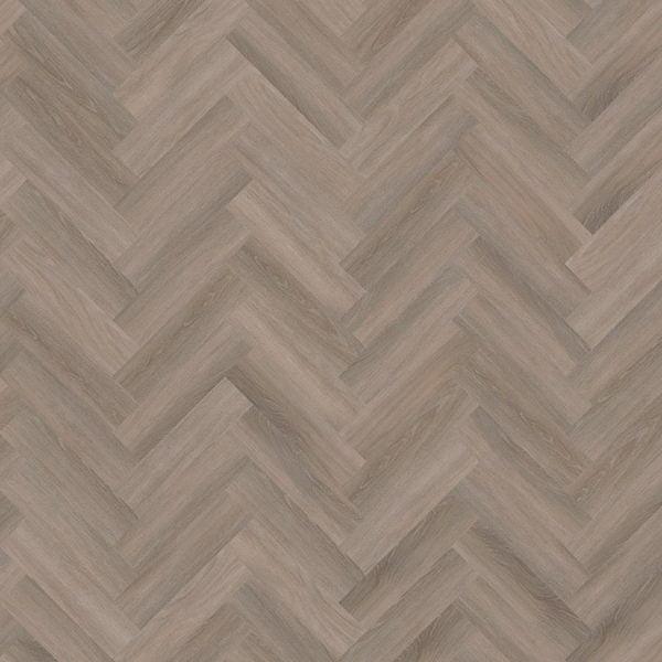 Kahrs Whinfell Herringbone CHW 120 Click Vinyl Flooring - Swatch