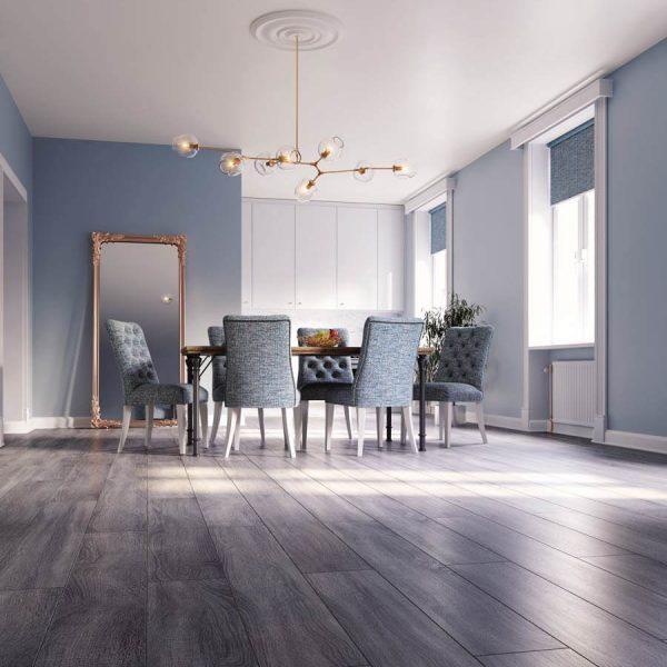 Malmo Linus Rigid Wide Plank MA30 - Room