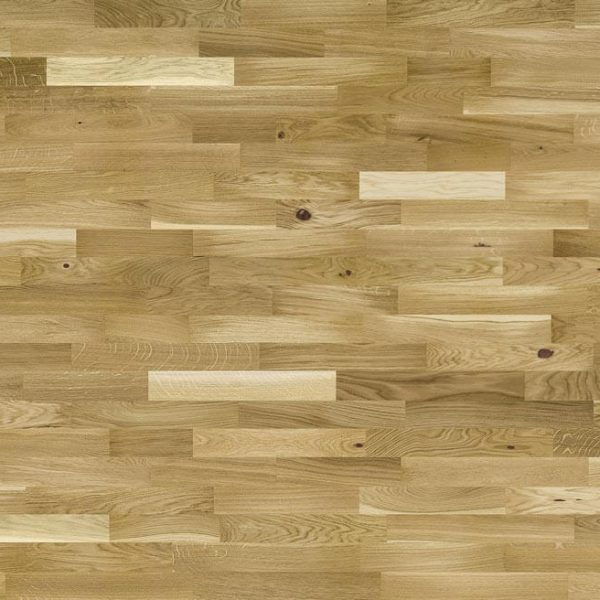 Basix Engineered Classic Rustic Oak 3 Strip BF03