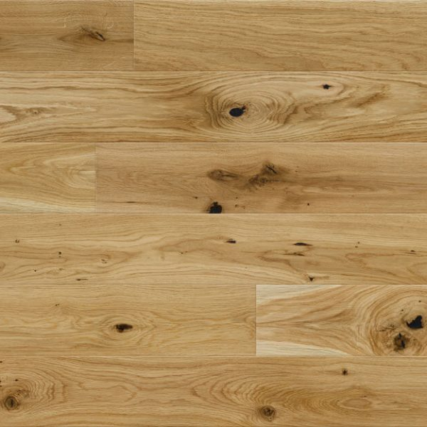 Basix Engineered Narrow Natural Oak BF10