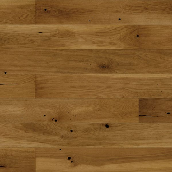 Basix Engineered Narrow Butterscotch Oak BF43