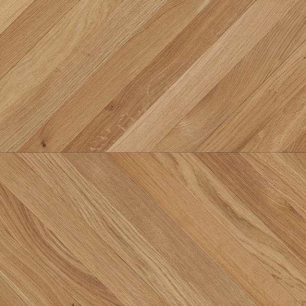 Basix Chevron Tile Natural Oak BF50