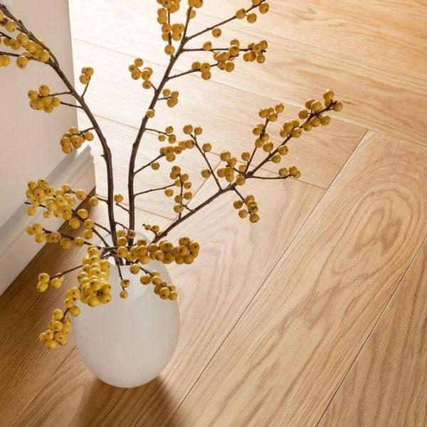 Boen Oak Adagio Herringbone Click - Room