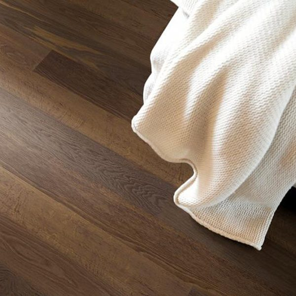 Boen Oak Smoked 138mm Live Pure - Room