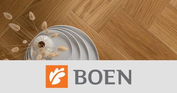 Boen Herringbone Click
