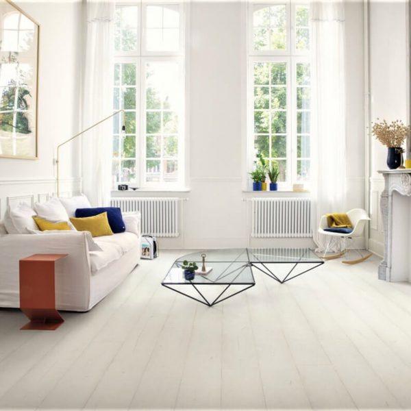 Quickstep Signature Painted Oak White SIG4753 - Room