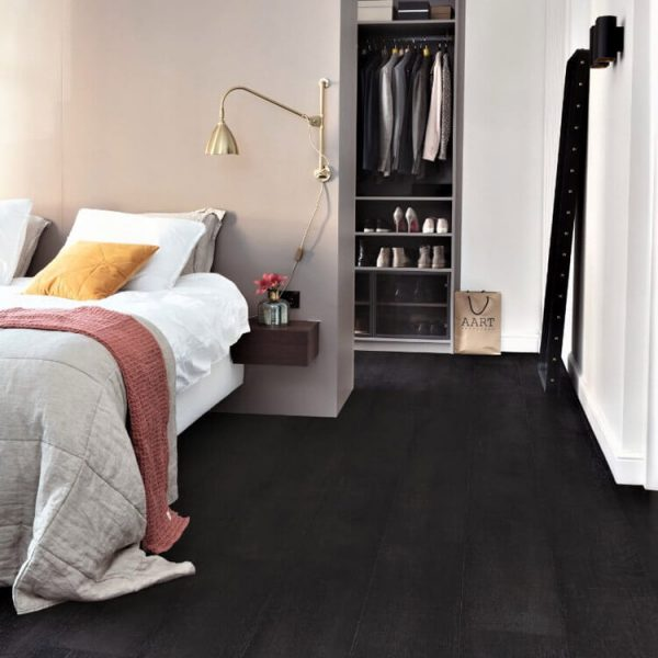 Quickstep Signature Painted Oak Black SIG4755 - Room