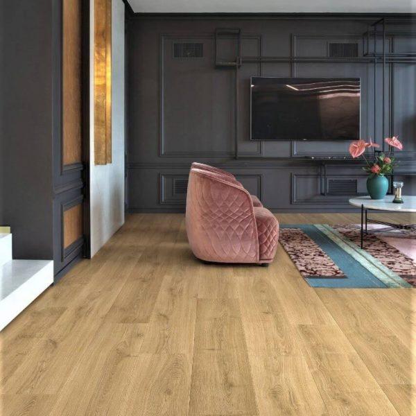Quickstep Signature Brushed Oak Warm Natural SIG4762 - Room 2