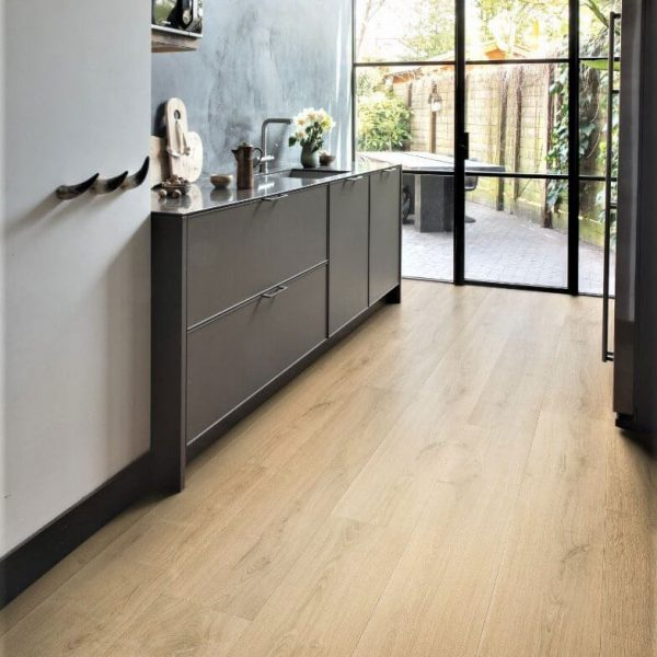 Quickstep Signature Brushed Oak Natural SIG4763 - Room