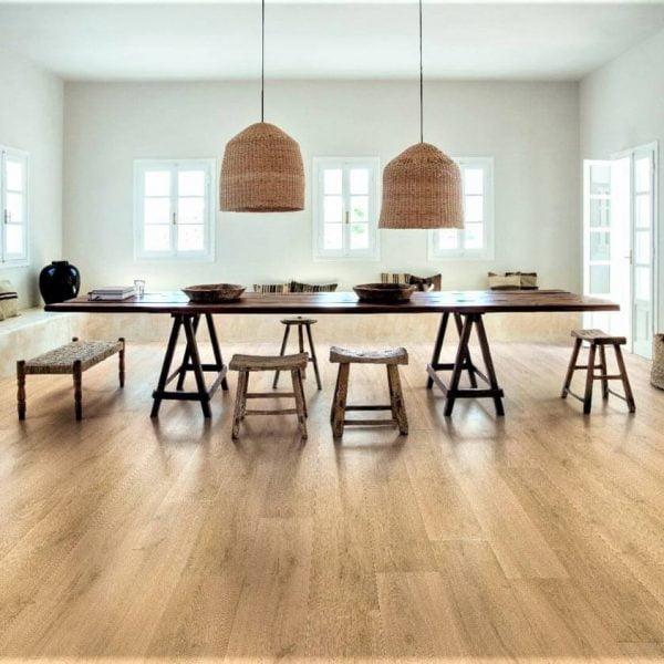 Quickstep Signature Brushed Oak Natural SIG4763 - Room 2