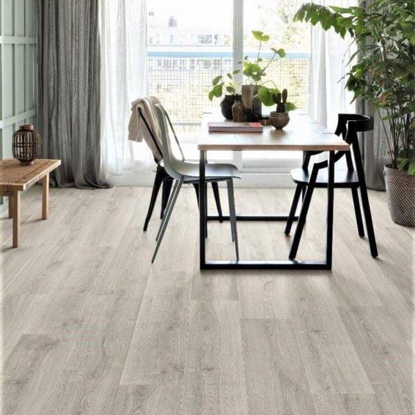 Quickstep Signature Brushed Oak Grey SIG4765 - Room