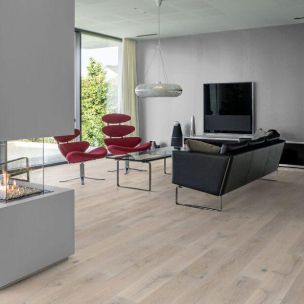 Kahrs Rifugio Oak Locateli Engineered Wood Flooring- Room