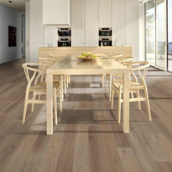 Kahrs Rifugio Oak Pordoi Engineered Wood Flooring - Room