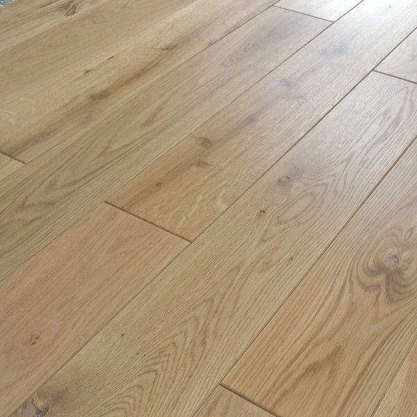 Lushwood Engineered Oak 150mm UV Lacquered