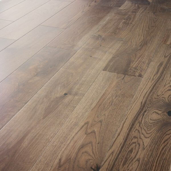 Lushwood Engineered Oak 150mm Coffee Lacquered