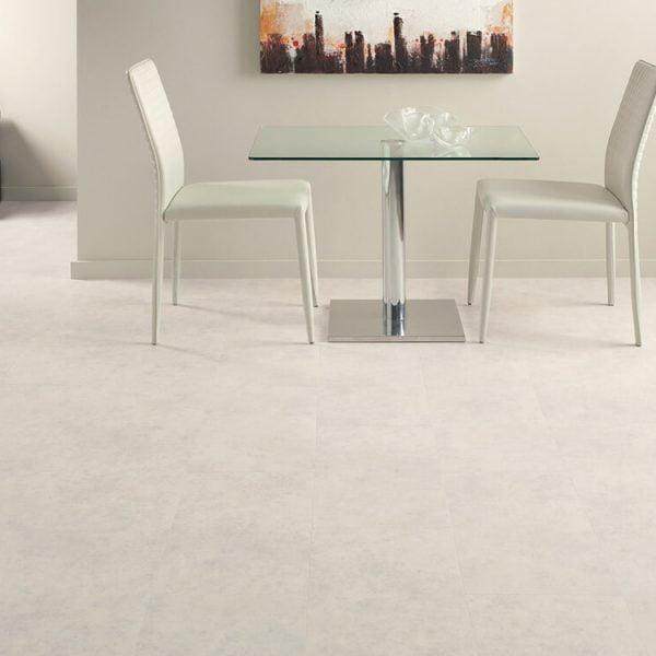 Amtico Click Smart Stone Ceramic Frost 2