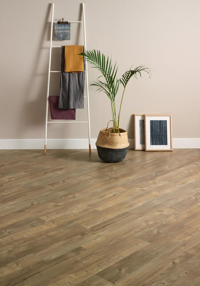 Amtico Click Smart Wood Dry Cedar • One Stop Flooring