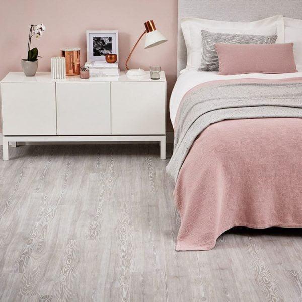 Amtico Click Smart Wood White Ash