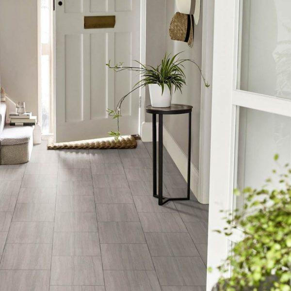 Amtico Linear Stone Shale - Room
