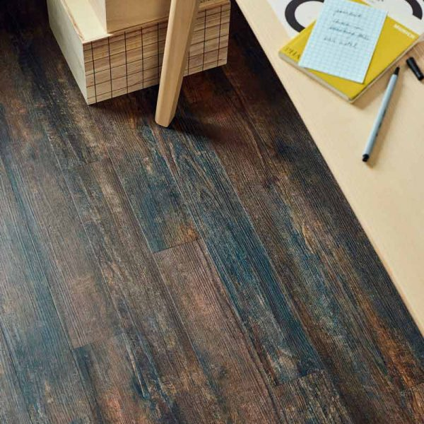 Amtico Scorched Timber - Room