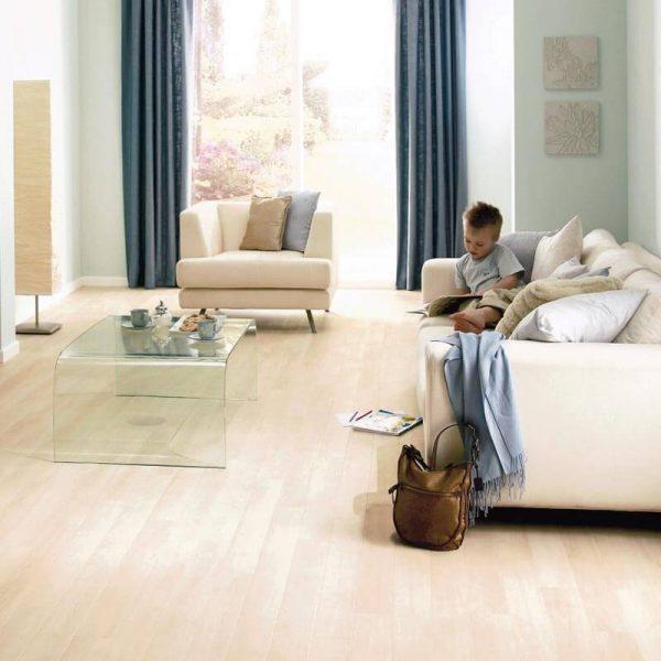 Amtico Pale Maple - Room