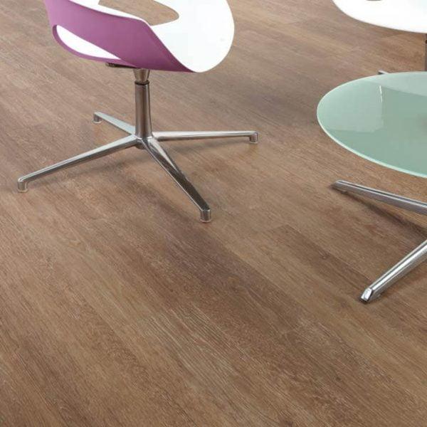 Amtico Rustic Limed Wood - Room