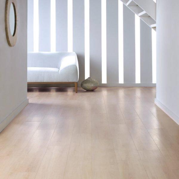 Amtico White Maple - Room