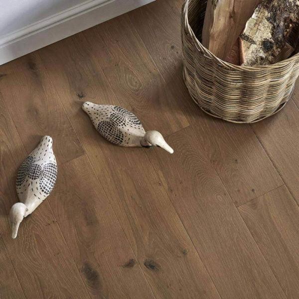 Woodpecker Lynton Chiffon Oak Flooring