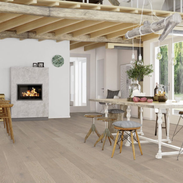 Boen Oak Grey Harmony 181mm Live Pure