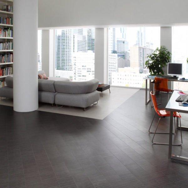 Amtico Spacia Softline Charcoal - Room