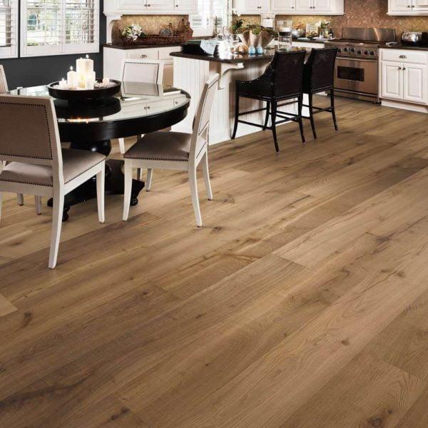 Kahrs Texture Oak Grau-Room