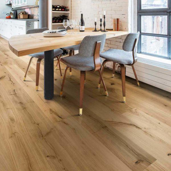 Kahrs Texture Oak Nature-Room