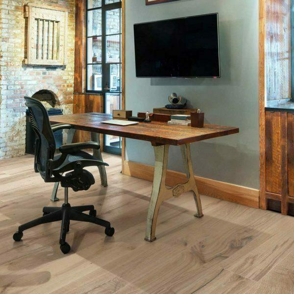 Kahrs Texture Oak Weiss-Room